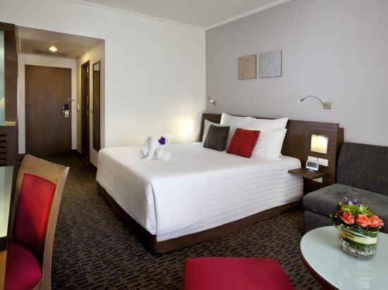 諾富特暹羅廣場酒店(Novotel Bangkok on Siam Square)高級房
