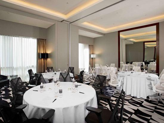 新加坡卡爾頓城市酒店(Carlton City Hotel Singapore)會議室