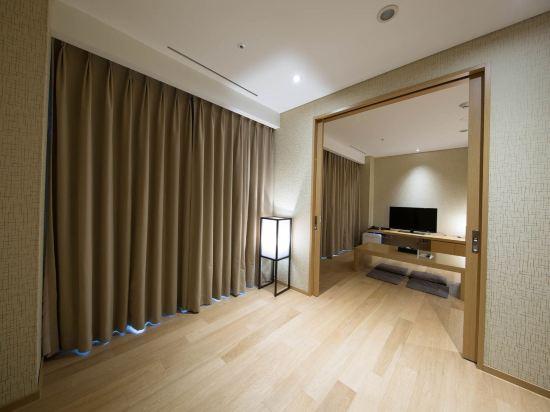 釜山索拉利亞西鐵酒店(Solaria Nishitetsu Hotel Busan)公共區域