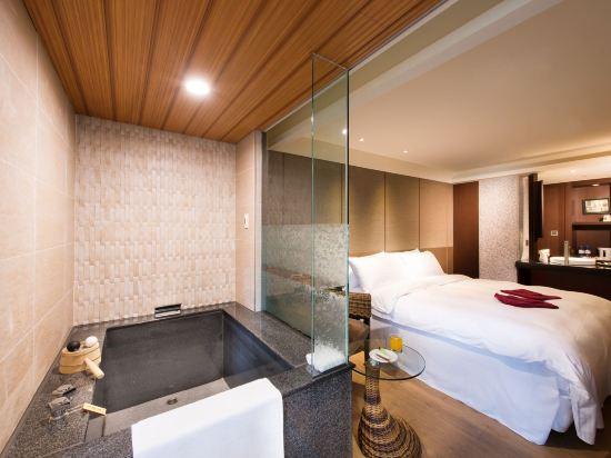 台北北投天玥泉會館(Beitou Hot Spring Resort)豪華雙人房