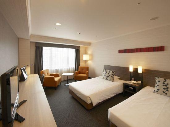 名古屋東急大酒店(Tokyu Hotel Nagoya)標準雙床房
