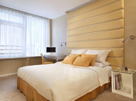 香港麗悅酒店(Cosmo Hotel)特級房, 連通房
