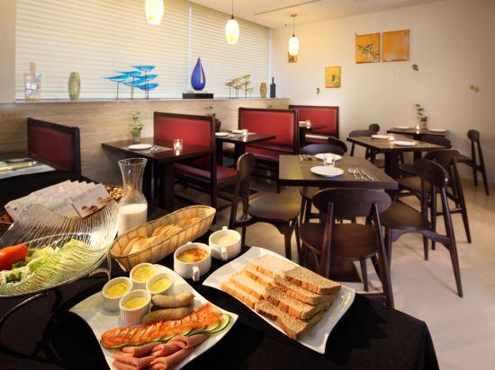 新加坡客來福酒店香港街5號(Hotel Clover 5 Hong Kong Street Singapore)餐廳