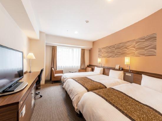 Vessel Inn酒店-札幌中島公園(Vessel Inn Sapporo Nakajima Park)高級三人房