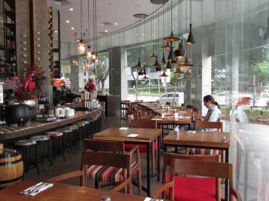 新加坡帝盛酒店(Dorsett Singapore)餐廳