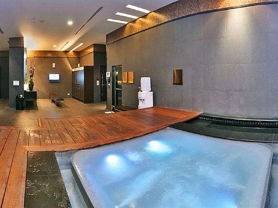 曼谷拉查丹利中心酒店(Grande Centre Point Hotel Ratchadamri Bangkok)室內游泳池