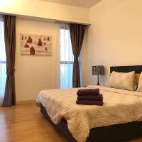 吉隆坡中心三卧室公寓酒店預訂