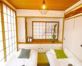 A5-101 3分鐘到西新宿 清新日式 家庭房