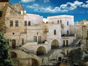卡帕多奇亞巖洞套房酒店(Cappadocia Cave Suites)