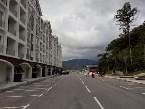 金馬侖高原金山度假村(Cameron Golden Hills Resort)