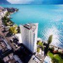 蒙特勒尤洛特爾酒店(Eurotel Montreux)
