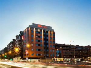 馬德里拉斯本塔斯宜必思酒店(Ibis Madrid Centro las Ventas)