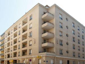 城市公寓里昂迪爾加利巴爾迪酒店(Appart'City Lyon Part Dieu Garibaldi)