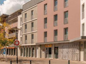 城市公寓南特市議會酒店(Appart'City Nantes Cite des Congres)