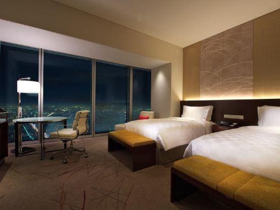 大阪萬豪都酒店(Osaka Marriott Miyako Hotel)城景豪華房