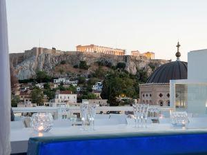 雅典斯塔特斯套房酒店(Athens Status Suites)