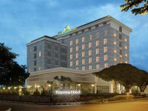 日惹佩松納圖谷酒店(Pesonna Tugu Yogyakarta)