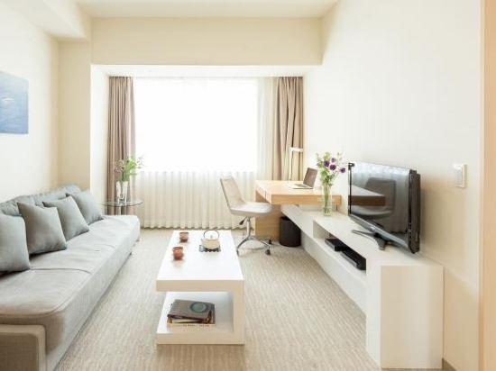 南海大阪輝盛國際公寓(Fraser Residence Nankai Osaka)一臥豪華房
