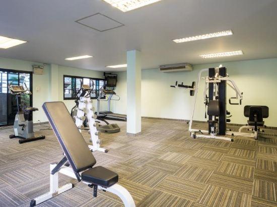 曼谷海軍上將套房酒店(Admiral Suites Bangkok)健身房