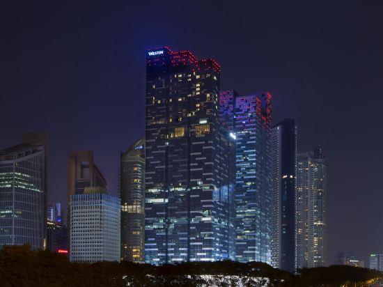 新加坡威斯汀酒店(The Westin Singapore)外觀