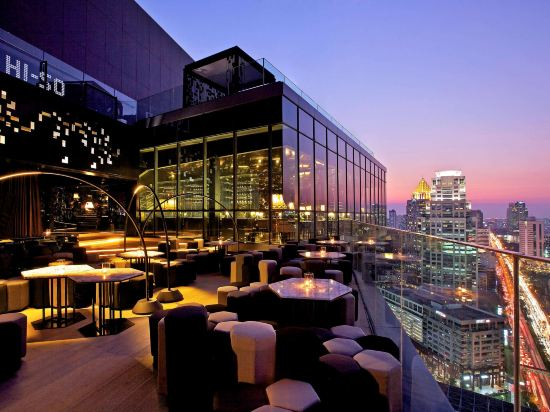 曼谷索菲特特色酒店(SO Sofitel Bangkok)餐廳