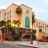 洛杉磯/聖加布裏埃爾希爾頓酒店酒店預訂