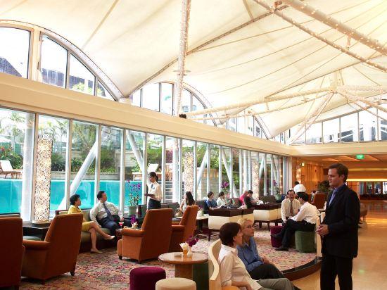 新加坡半島怡東酒店(Peninsula Excelsior Hotel Singapore)公共區域