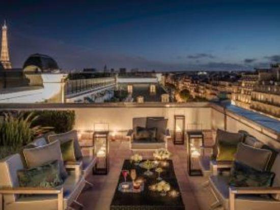 巴黎半島酒店(Hotel the Peninsula Paris)花園套房