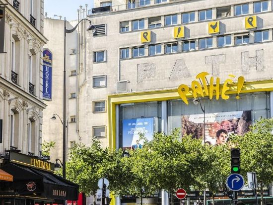 Hotel Alize Paris Montmartre