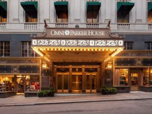 波士頓歐尼帕克豪斯酒店(Omni Parker House Hotel Boston)