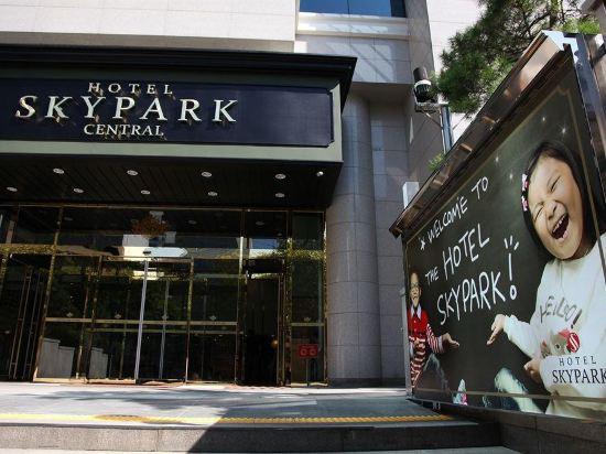 首爾天空花園酒店明洞中心店(Hotel Skypark Central Myeongdong Seoul)外觀