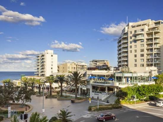 克羅納拉奎斯特克羅納拉海灘酒店