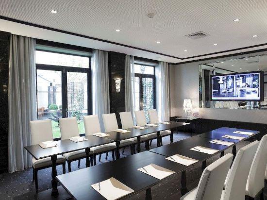 歌劇院鑽石阿爾巴宅邸酒店 - 貝斯特韋斯特頂級精選(Hotel Opera Diamond, BW Premier Collection)會議室