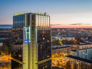 奧林匹亞麗笙藍標酒店(Radisson Blu Hotel Olümpia)