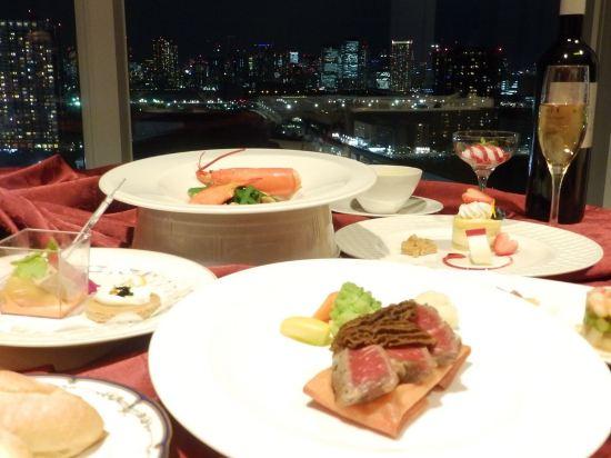 東京灣有明華盛頓酒店(Tokyo Bay Ariake Washington Hotel)餐廳