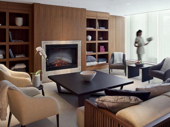 費爾蒙特環太平洋酒店(Fairmont Pacific Rim)SPA