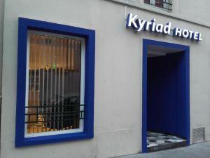 巴黎基里亞德12民族酒店(Kyriad Paris 12 - Nation)