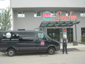 斯圖加特機場-會展中心星辰舒適酒店(Star Inn Hotel Stuttgart Airport-Messe, by Comfort)