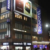 諾富特紐約時代廣場酒店預訂