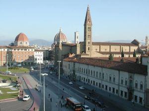 佛羅倫薩C-Hotels大使酒店(C-Hotels Ambasciatori Florence)