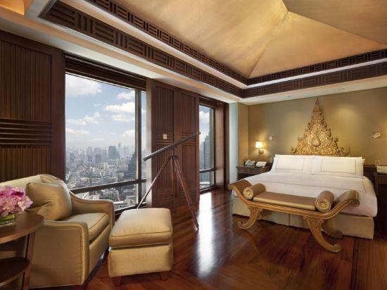 曼谷半島酒店(The Peninsula Bangkok)Thai Suite