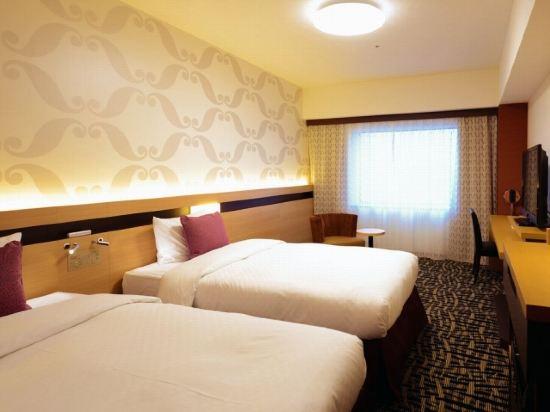 大都會東京城飯店(Hotel Metropolitan Edmont Tokyo)東樓雙床房