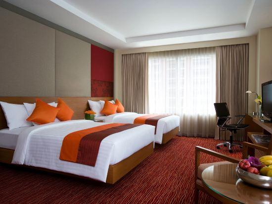 曼谷萬怡酒店(Courtyard by Marriott Bangkok)家庭房