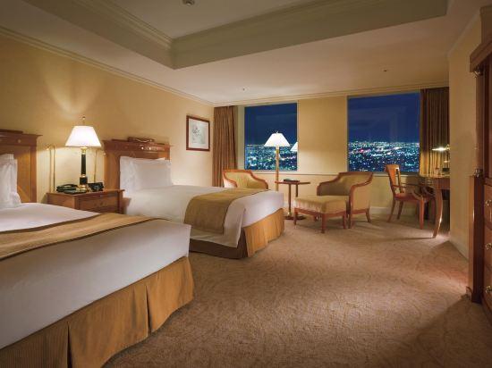 名古屋萬豪酒店(Nagoya Marriott Associa Hotel)豪華雙床房