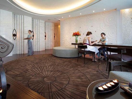 曼谷洲際酒店(InterContinental Bangkok)公共區域