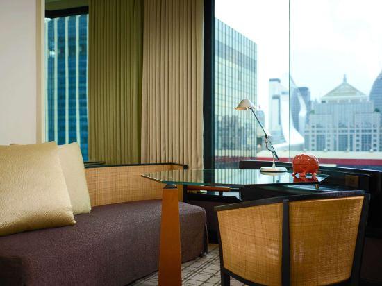 曼谷愛侶灣君悅酒店(Grand Hyatt Erawan Bangkok)君悅客房