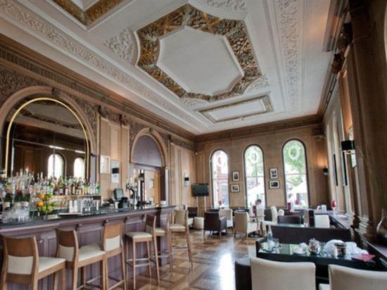 倫敦肯辛頓千禧國際百麗酒店(The Bailey's Hotel London)酒吧