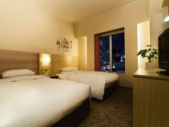 大阪麗嘉皇家酒店(Rihga Royal Hotel)小型雙人房