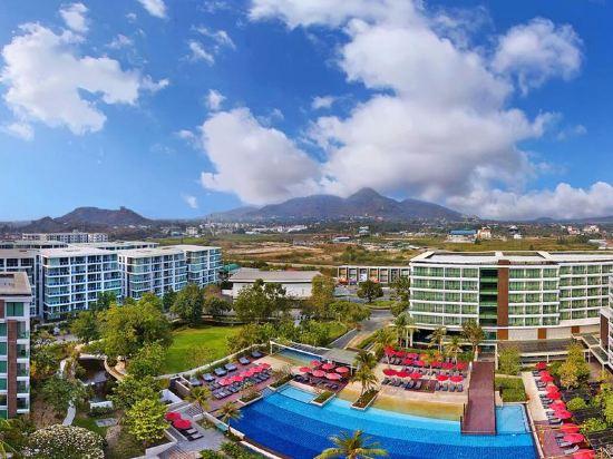 華欣阿瑪瑞酒店(Amari Hua Hin)外觀