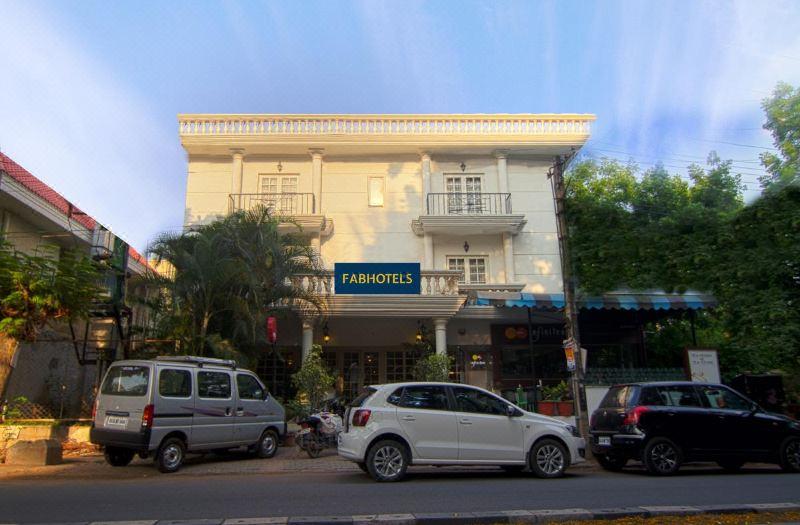 繽旅英迪拉格爾公園旅館